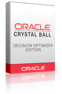 Oracle Crystal Ball Decision Optimizer