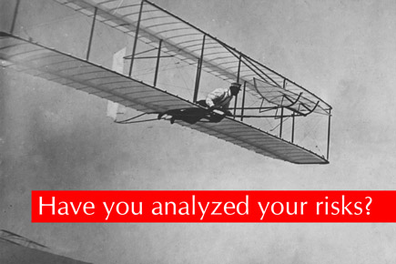 Are you managing risk with business analytics?